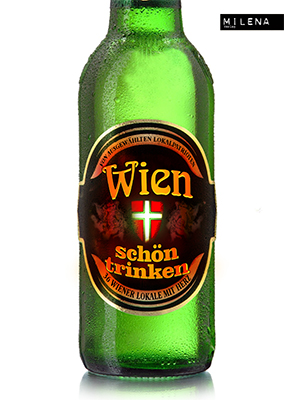 Wien schön trinken - der Lokalführer der Wiener Literaturszene